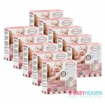 AUTUMNZ Double Zip Lock Breastmilk Storage 12oz x 25pcs (10 BOXES)