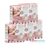 AUTUMNZ Doble Zip Lock Breastmilk Storage 12oz X 25pcs (5 BOXES)