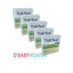 MILK PLANET Double Zip Lock Storage Breastmilk 7oz x 25pcs (5 BOXES)
