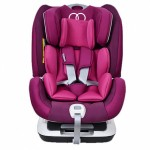 KOOPERS FLAMENCO CONVERTIBLE CAR SEAT - PURPLE (2-3 DAYS)