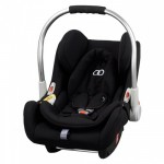 Koopers Kolo Infant Carrier - BLACK