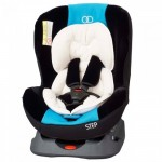 KOOPERS: STEP CONVERTIBLE CAR SEAT(blue)