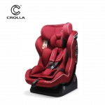Crolla Alpha Convertible Car Seat (Ruby Red)
