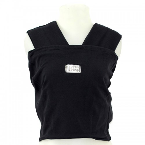 CUDDLEME EASY WRAP - BLACK