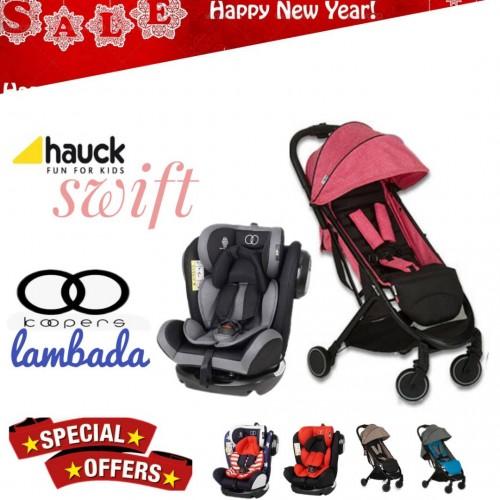 [NEW YEAR PROMO] HAUCK SWIFT and KOOPERS LAMBADA