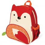 SKIP HOP Zoo Let Mini Backpack With Rein (Fox)