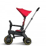 Doona Liki Trike 4 in 1 Flame Red (S1 SERIES)