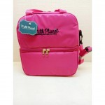 MILK PLANET Igloo Cooler Bag Medium (Pink)