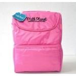 MILK PLANET Igloo Cooler Bag (Pink)