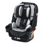 Graco 4Ever Safety Surround Convertible Car Seat - Tone (2-3 DAYS)