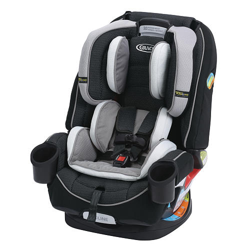 310c77f04a56d Graco 4Ever Safety Surround Convertible Car Seat - Tone