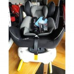 Halford Zeus XT 360 Car Seat Grey