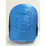 Hard Case Diapers Bag - Blue