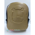 Hard Case Diaper Bag - Gold