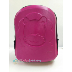 Hard Case Diaper Bag - Pink