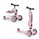 SCOOT AND RIDE - SOFT PINK