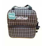 MILK PLANET Igloo Cooler Bag Medium (Black)