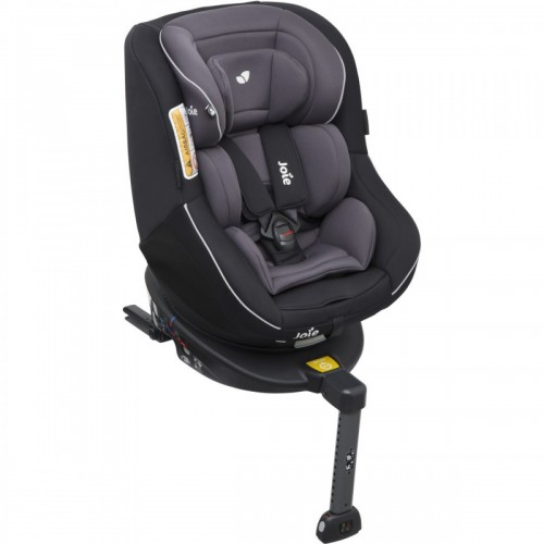 JOIE Spin 360 Carseat - Two Tone Black