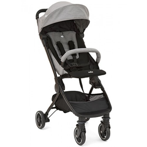JOIE Pact Lite Stroller (Gray Flannel)