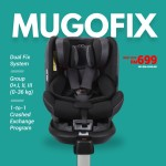Koopers: Mugofix Convertible Car Seat