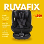 Koopers: Ruvafix Convertible Car Seat