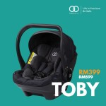 Koopers: Toby Infant Carrier