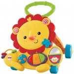 Fisher Price-Musical Lion Walker