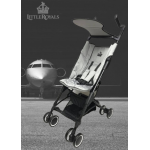 Little Royals Windsor Stroller - Royal Grey