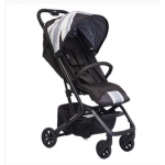 EasyWalker: MINI XS Stroller UNION JACK VINTAGE BLACK & WHITE