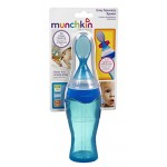 Munchkin Easy Squeezy Spoon-blue