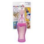 Munchkin Easy Squeezy Spoon-pink