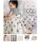 120x120cm Muslin Baby Toddler Cotton Swaddle Towel