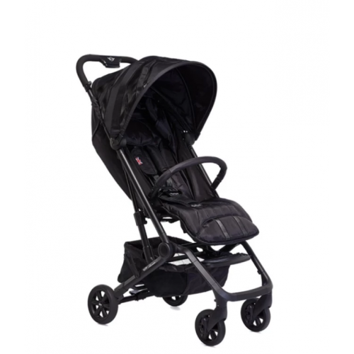 Easywalker: Mini XS Stroller Luxury Black