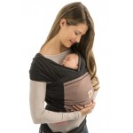 ERGOBABY Wrap Premium Fabric Flexes For A Perfect Fit