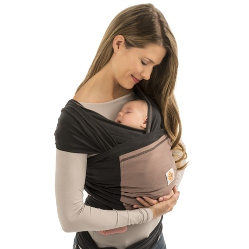 d9ca79b8836 ERGOBABY Wrap Premium Fabric Flexes For A Perfect Fit