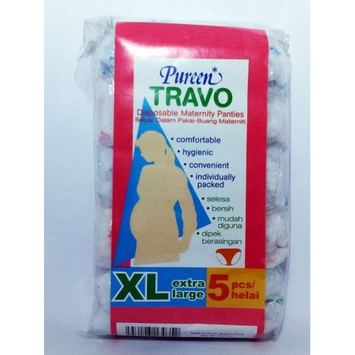 Pureen Travo - Disposable Maternity Panties
