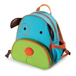 SKIP HOP Zoo Pack Little Kids Backpack (Dog)