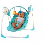 PRIMI Portable Baby Swing - Blue