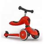 SCOOT AND RIDE - RED