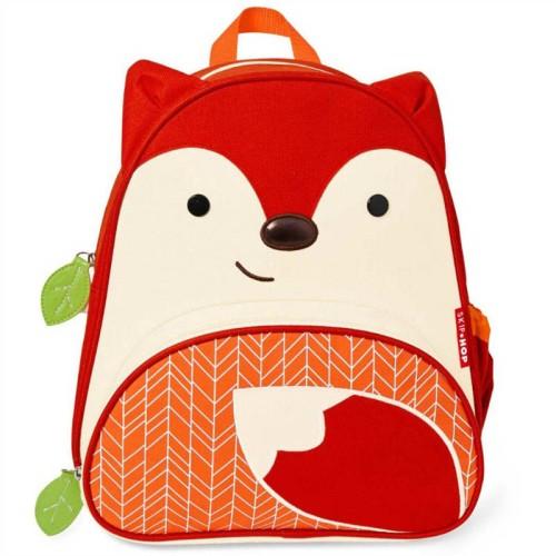 SKIP HOP Zoo Pack Little Kids Backpack (Fox)