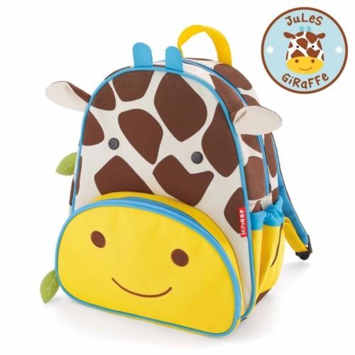SKIP HOP Zoo Pack Little Kids Backpack (Cow)