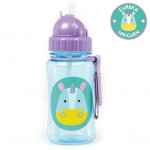 SKIP HOP ZOO STRAW BOTTLE (Unicorn)