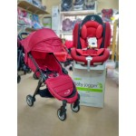 COMBO Baby Jogger City Tour + Halford Voyage XT