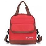 V-COOL 2 LAYER COOLER BAG (Maroon)