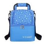 V-COOOL Premium Cooler Bag (Blue)