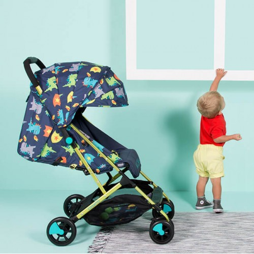 Cosatto WOOSH Pushchair- Dragon Kingdom